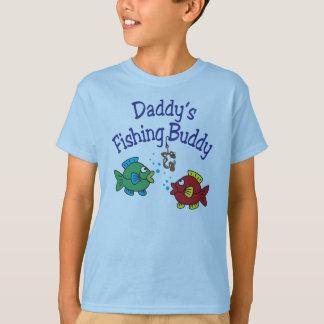 Daddy's Fishing Buddy T-Shirt