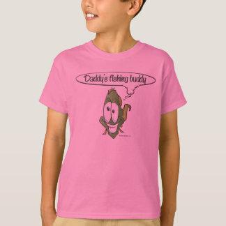 Daddy's Fishing buddy T T-Shirt