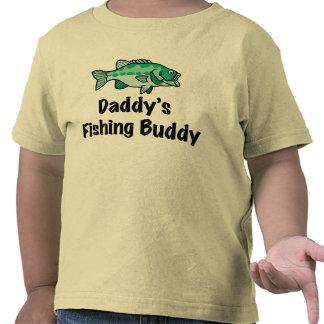 Daddy's Fishing Buddy Shirts