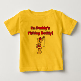 Daddy's Fishing Buddy Tshirts and Gifts