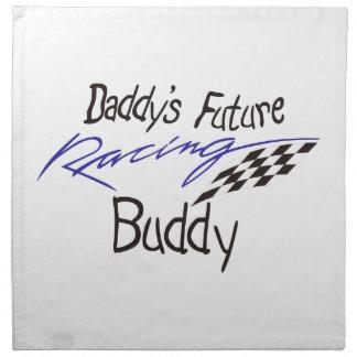 Daddys Future Racing Buddy Napkin