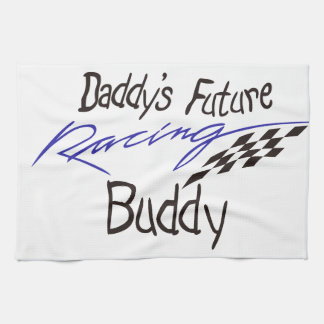 Daddys Future Racing Buddy Towels