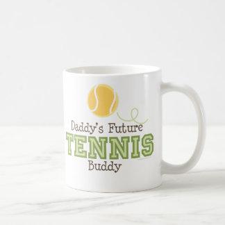 Daddy's Future Tennis Buddy Mug