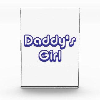 Daddy's Girl Acrylic Award