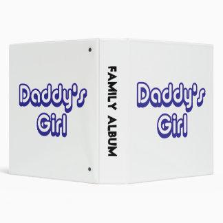 Daddy's Girl Vinyl Binders