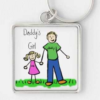 Daddy's Girl Blond Keychain (Customize)