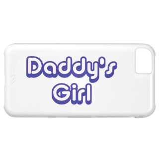 Daddy's Girl Case For iPhone 5C