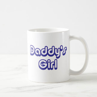 Daddy's Girl Coffee Mug