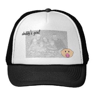 Daddy's Girl -- Customizable Trucker Hat