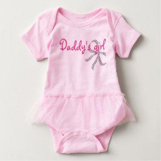 Daddy's girl cute baby tutu baby bodysuit