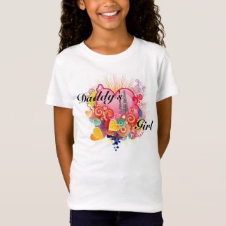 Daddy's Girl (hearts & rigs) T-Shirt