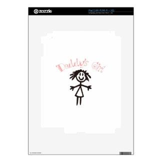 Daddy's Girl iPad 2 Skins
