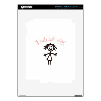 Daddy's Girl iPad 3 Decals