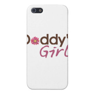 Daddy's Girl iPhone 5/5S Cover
