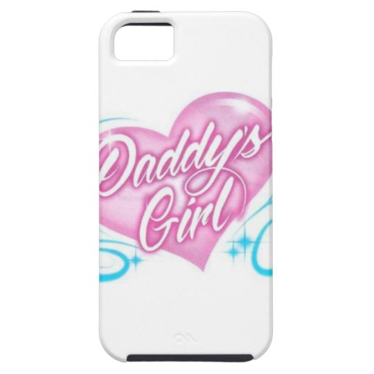 Daddy's Girl iPhone SE/5/5s Case