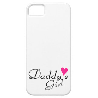 Daddys Girl iPhone SE/5/5s Case