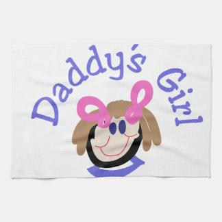 Daddys Girl Kitchen Towel