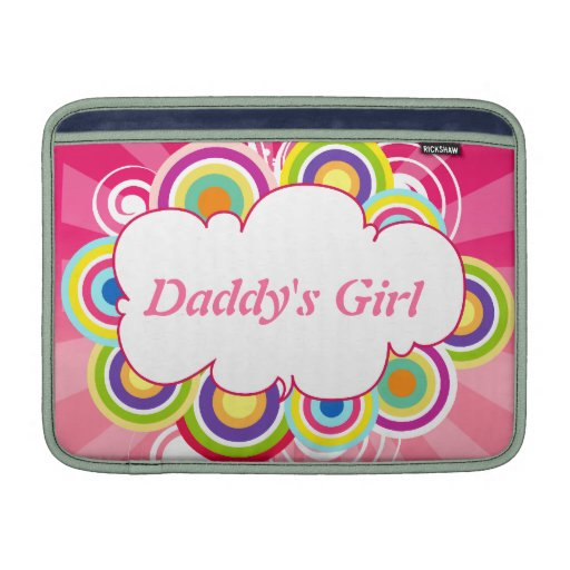 Daddy's Girl MacBook Air Sleeve