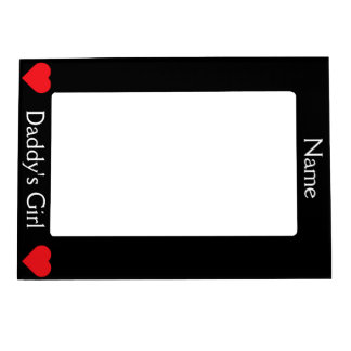 Daddy's Girl Magnetic Photo Frame