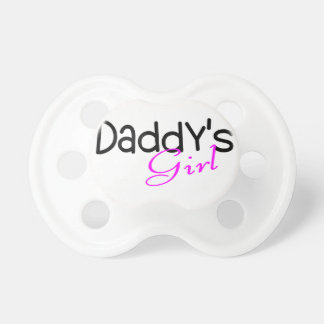 Daddys Girl Pacifier