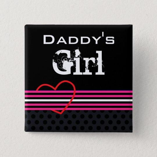 Daddy's Girl Pin