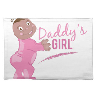Daddys Girl Placemat