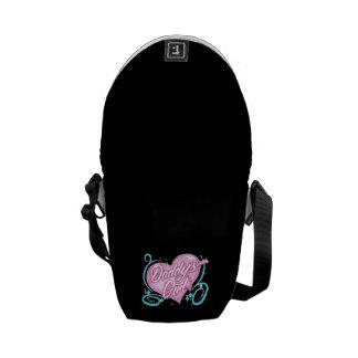 Daddys Girl Rickshaw mini messenger bag