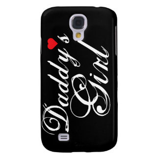 Daddy's Girl Samsung Galaxy S4 Cover