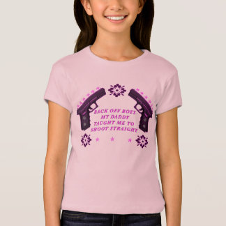 Daddy's girl to shoot straight T-Shirt