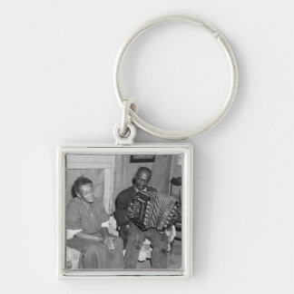 Daddy's Got A Squeezebox: 1940 Keychain