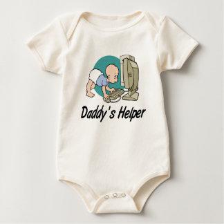 Daddy's Helper Computer Bodysuit