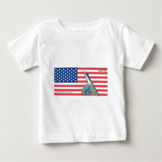 Daddy's Home 9/11 Tribute Baby T-Shirt