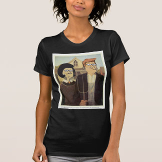 Daddy's Home American Gothic T-Shirt