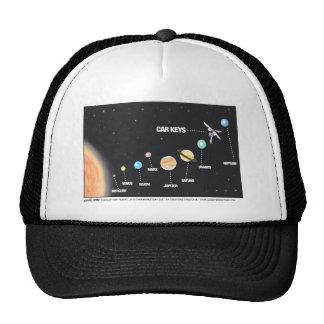 Daddy's Home Car Keys Lost In Space Trucker Hat