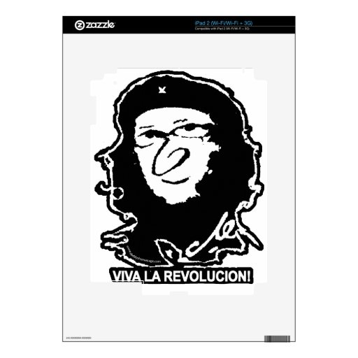 Daddy's Home Che iPad 2 Decals