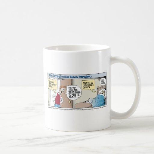 Daddy's Home Foce Paradox Mugs