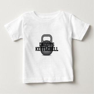 Daddy's Kettlebell Infant T-shirt