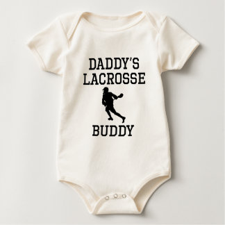 Daddy's Lacrosse Buddy Bodysuits