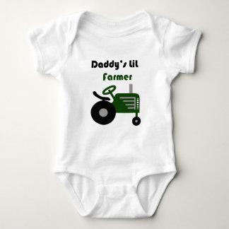 Daddy's Lil Farmer Tees