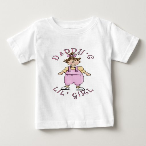 Daddy's Lil Girl Infant T-shirt