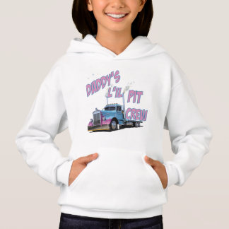 Daddy's L'il Pit Crew Hoodie