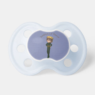 Daddy's L'il Prince BooginHead Pacifier