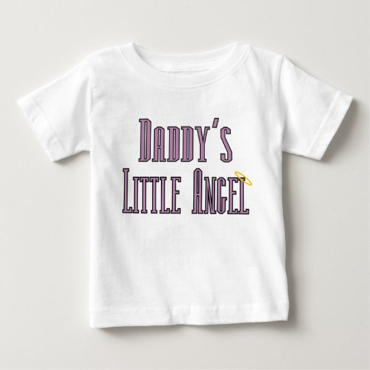 Daddys little angel baby T-Shirt