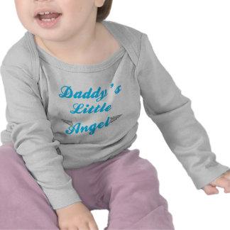 Daddy's Little Angel (Boy) Tshirts