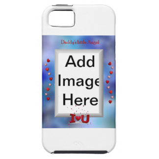 Daddy's little angel Iphone 5 vibe case