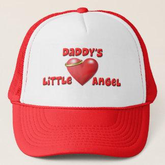 Daddy's Little Angel Trucker Hat