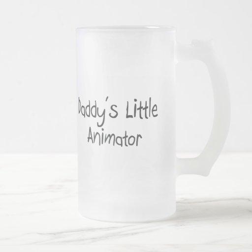 Daddy's Little Animator Mugs