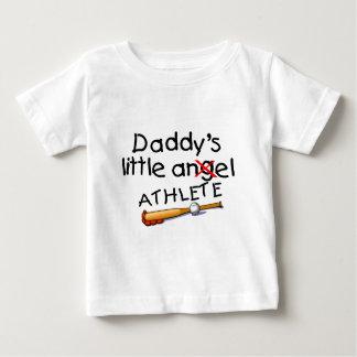 Daddys Little Athlete Infant T-shirt