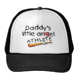 Daddys Little Athlete Mesh Hats