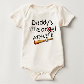 Daddys Little Athlete Romper
